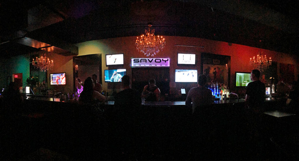 Savoy Orlando Main Bar