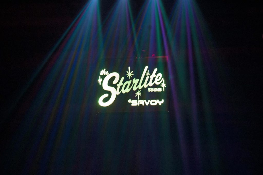 The Starlite Room at Savoy Orlando