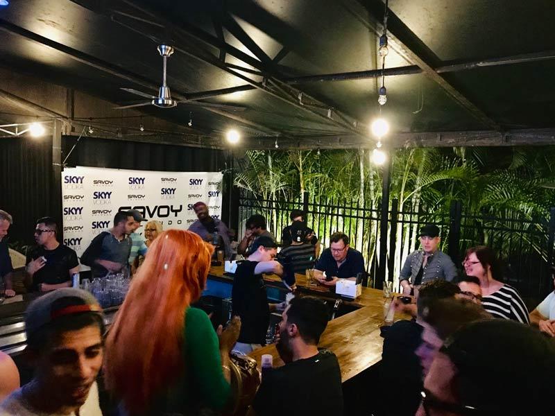 Savoy Orlando Patio