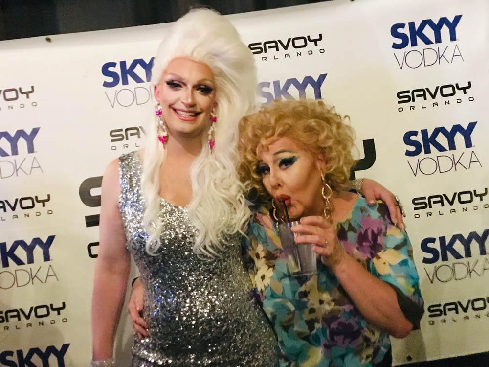 Savoy Orlando Drag Shows