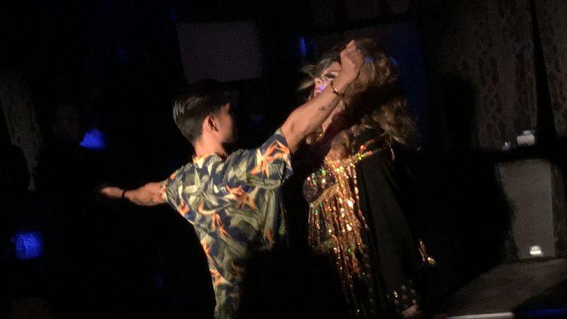 Drag Show Savoy Orlando