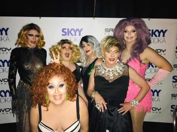 drag shoy at savoy orlando