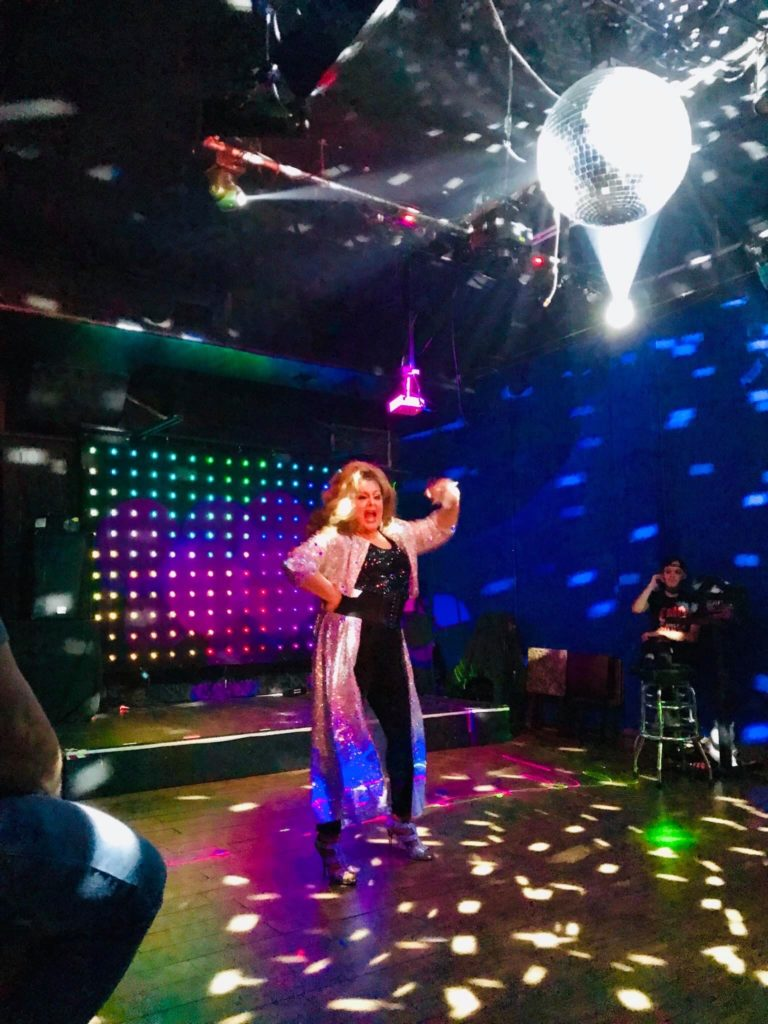 Drag show at savoy orlando